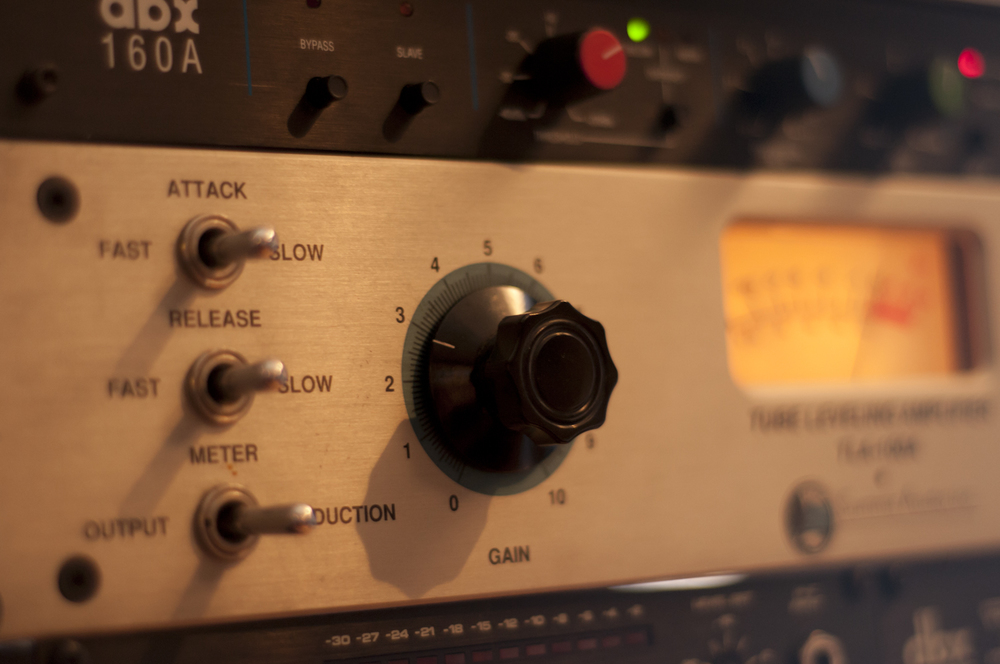 Summit TLA-100A tube opto compressor (a top choice on vocals and bass)
