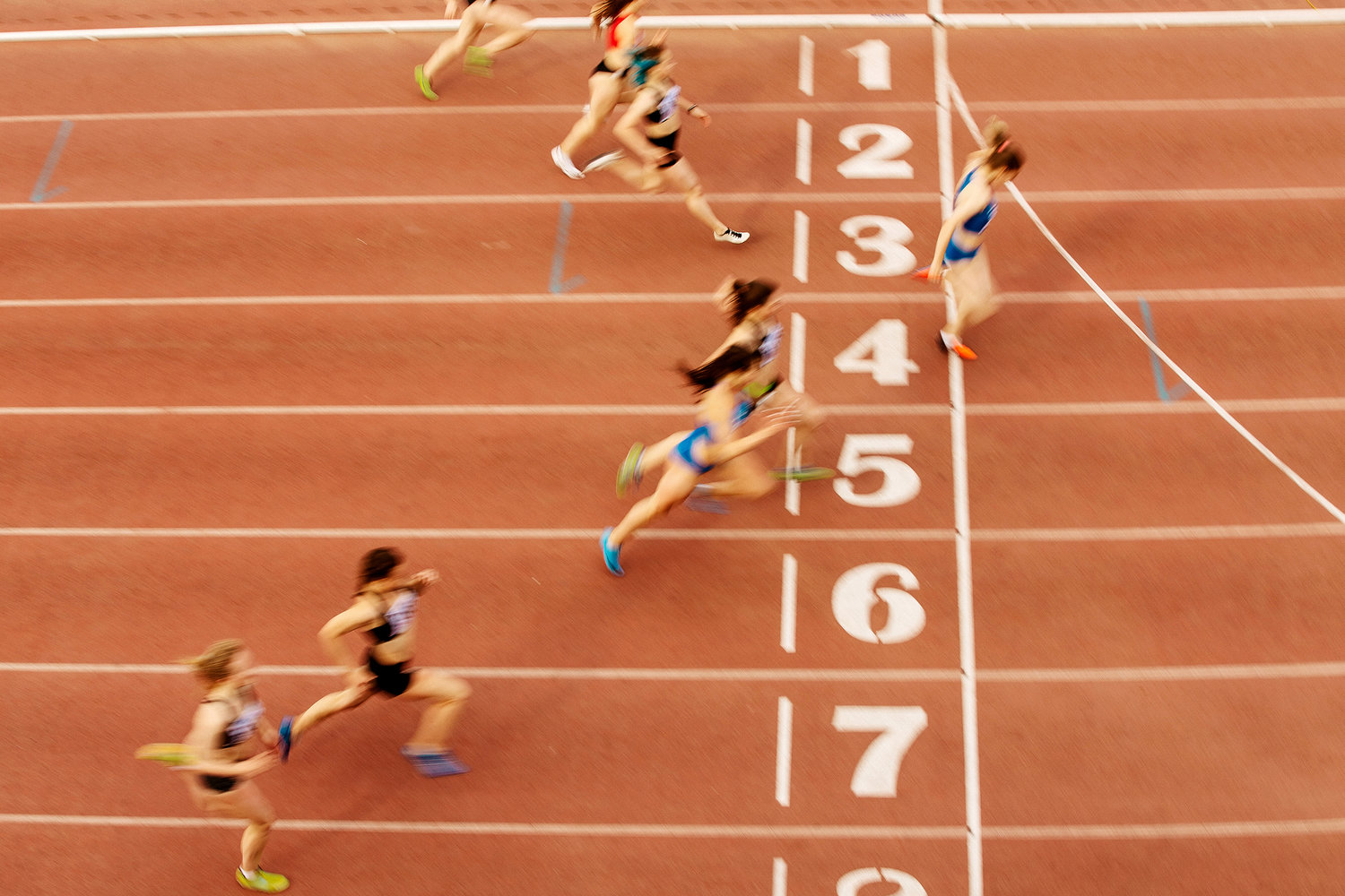 The Productive Power of the Finish Line . . . — SATTERFIELD & COMPANY