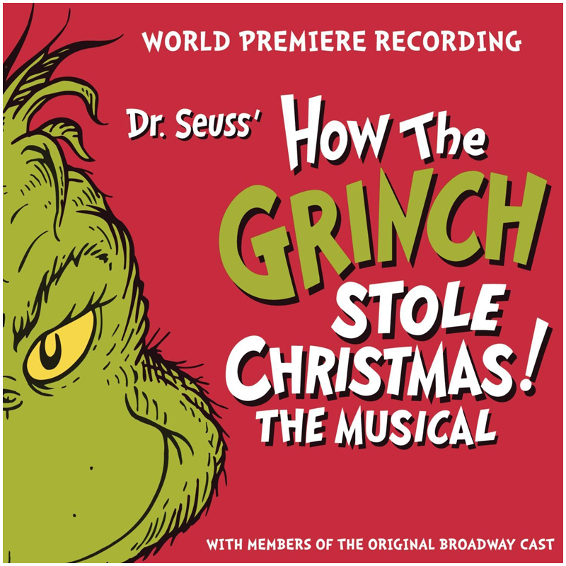 soundtrack by dr seuss how the grinch stole christmas - How The Grinch Stole Christmas Free Movie Online