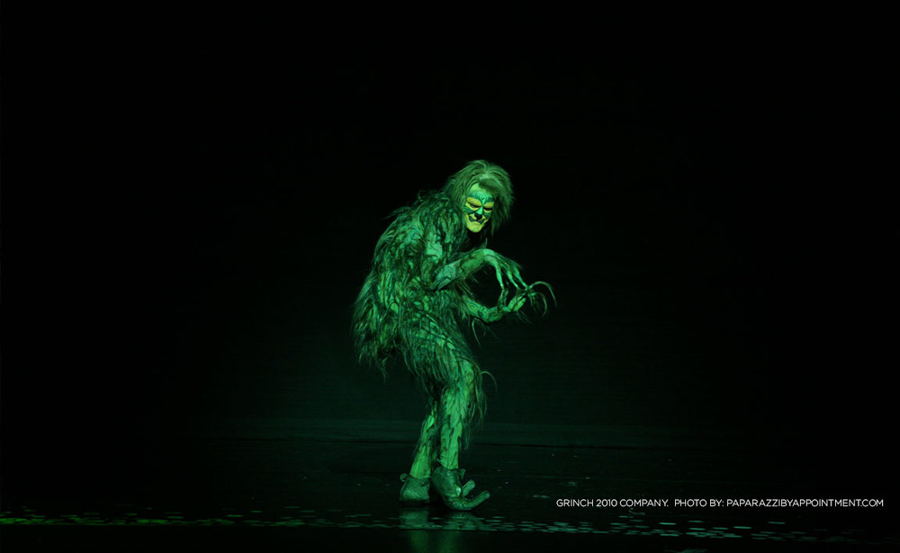 Dr Seuss How the Grinch Stole Christmas The Musical