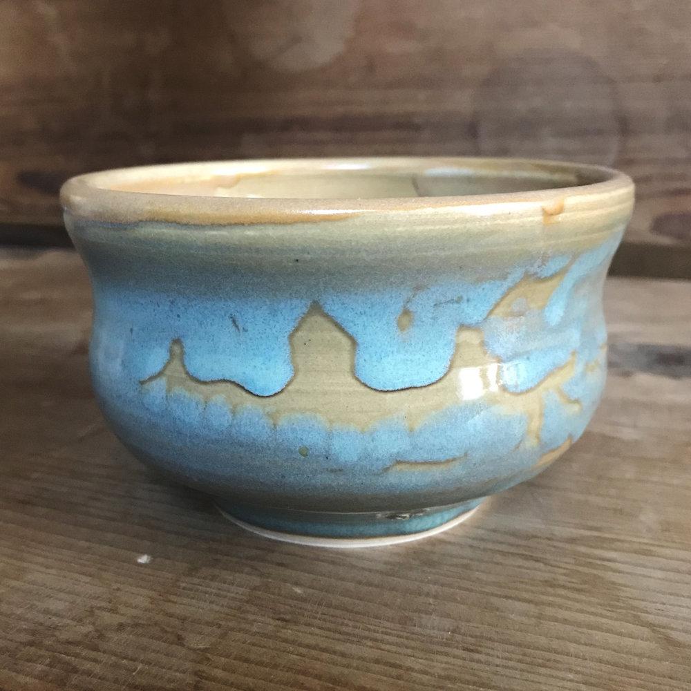 """Small Bowl 056, $10 (diameter: 4.5"""")"""