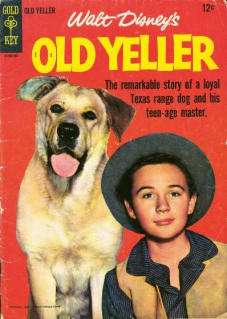 "Sorry. It's impossible for me to think of ""rabid puppies"" and not think of Old Yeller."