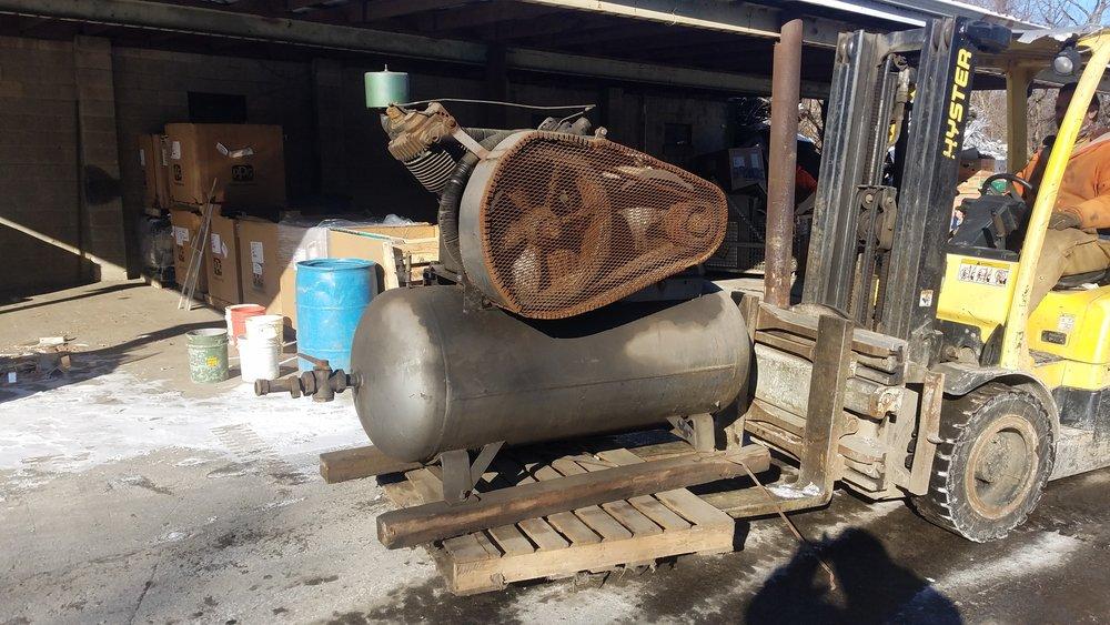 Air compressor  Weight #1648