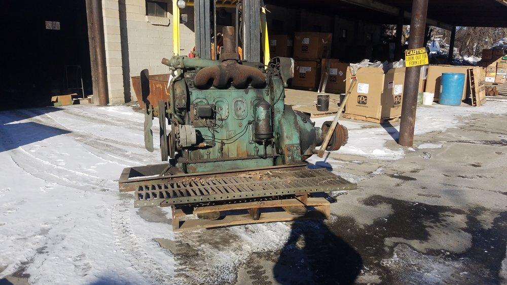 detroit diesel  Weight #2256