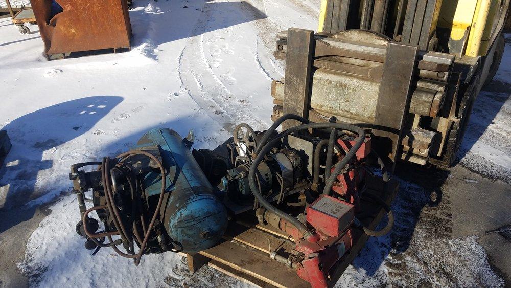 Miscellaneous hoses.parts/etc  #336