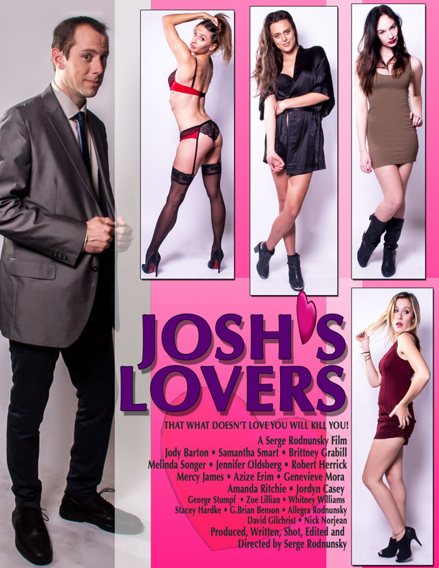 Josh's Lovers Poster2