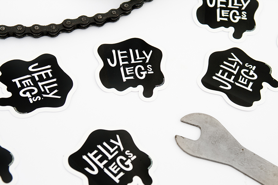 Jelly Legs Zine - image 7 - student project