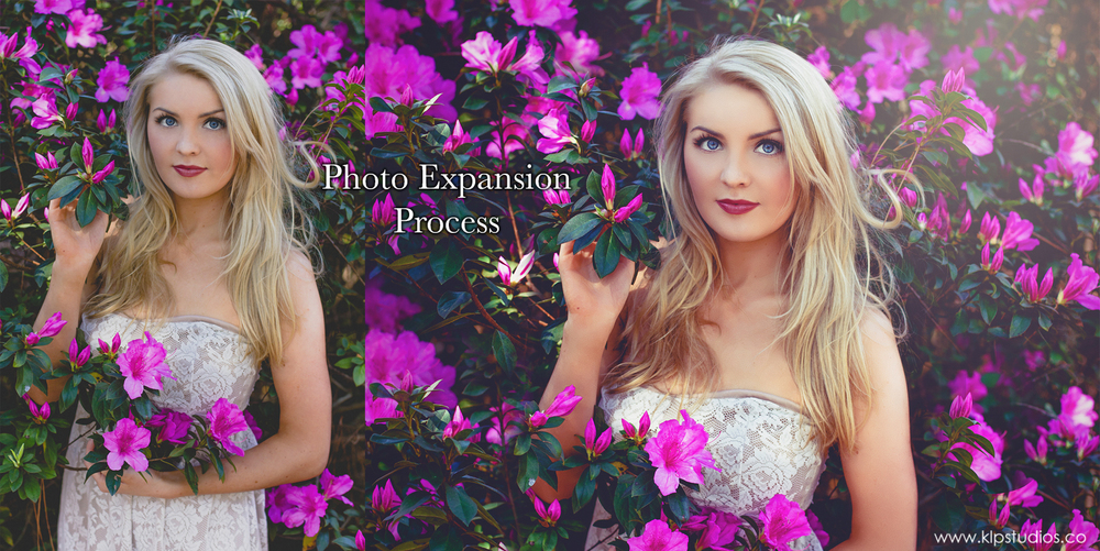 Photo Expansion Tutorial | www.klpstudios.co