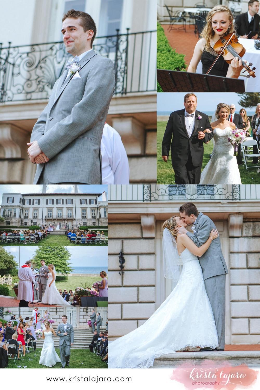 Krista Lajara Photography | www.klpstudios.co | Michigan Wedding