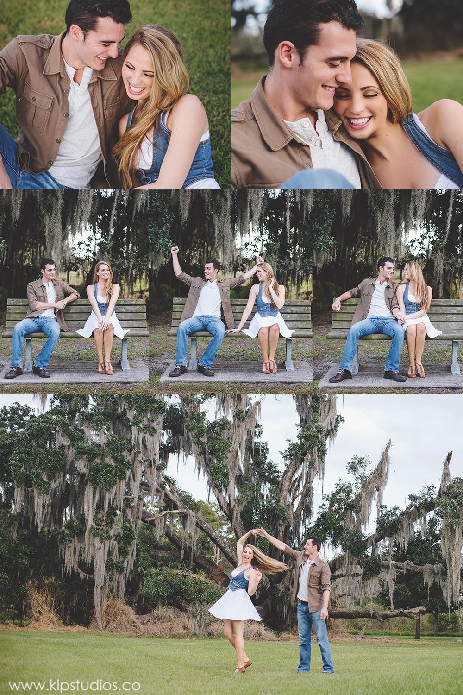 Krista Lajara Photography | www.klpstudios.co | Florida Couple Session