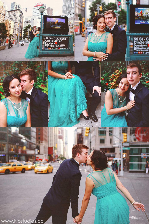 Krista Lajara Photography | www.klpstudios.co | New York City Anniversary Session