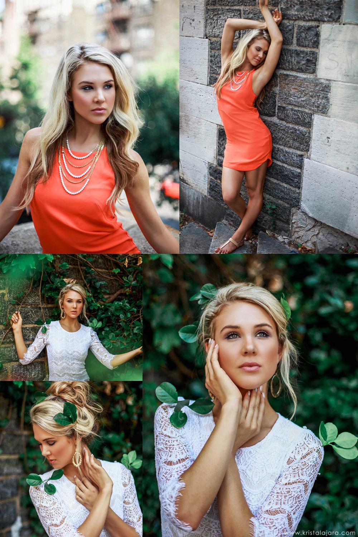 Krista Lajara Photography | www.kristalajara.com | Libby in New York City
