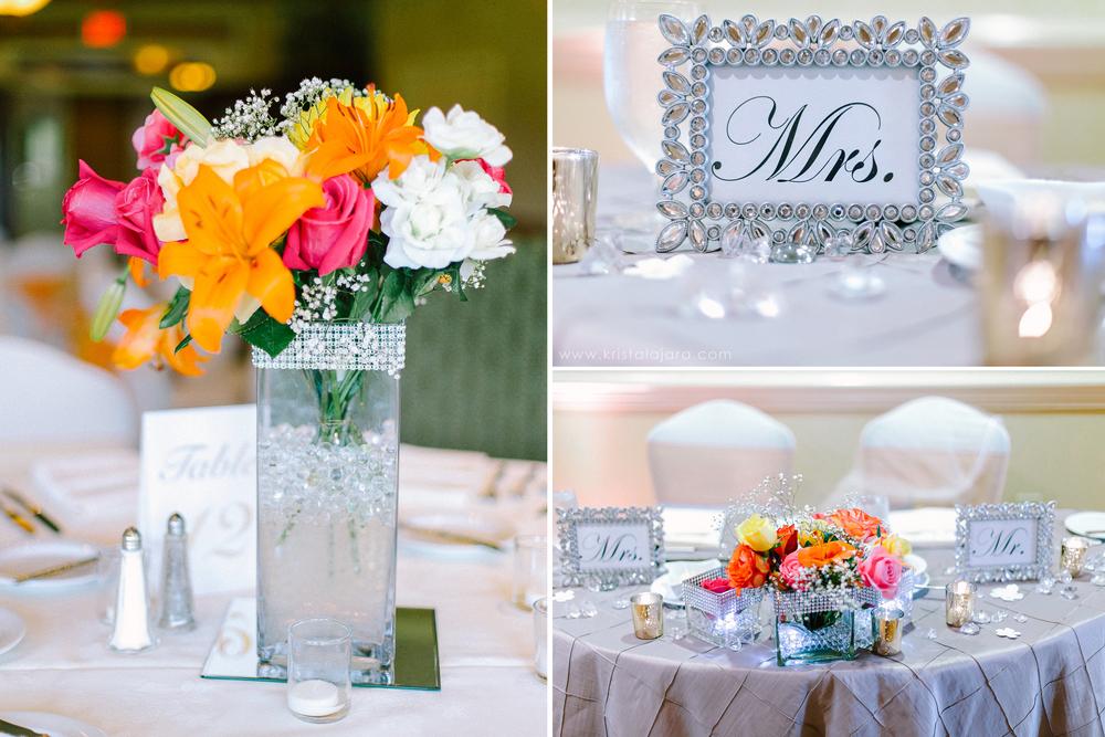 Raleigh Country Club Wedding // Krista Lajara Photography // www.kristalajara.com