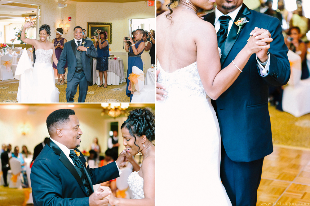 Raleigh Country Club Wedding // Krista Lajara Photography // www.kristalajara.com