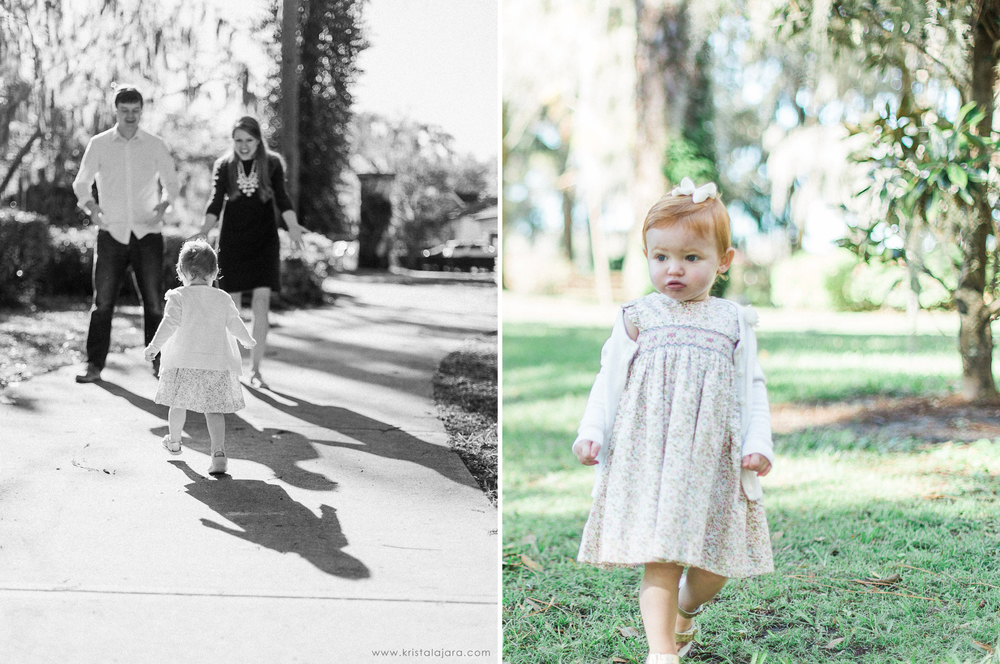 Family Session in Orlando, FL // Krista Lajara Photography // www.kristalajara.com