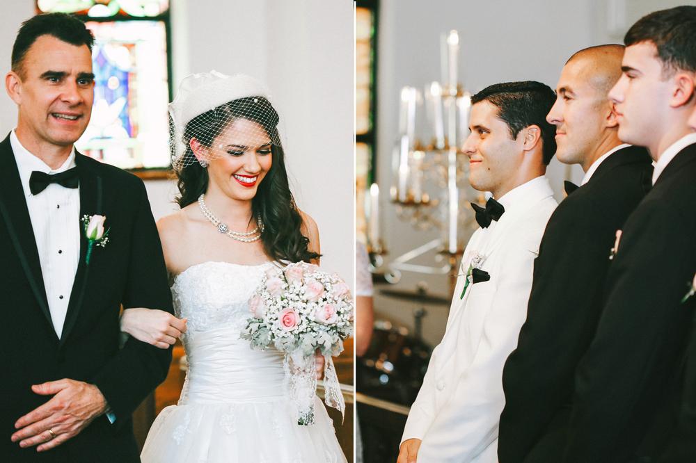Historic Winter Garden, FL Wedding // www.kristalajara.com