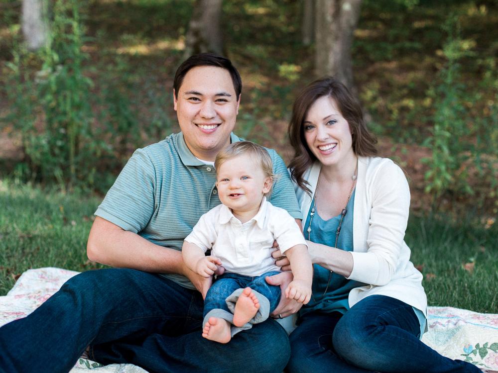 Lifestyle Family Session // www.kristalajara.com
