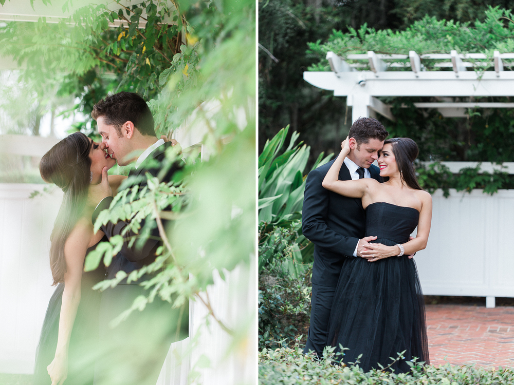 Cypress Grove Estate House Engagement // www.kristalajara.com