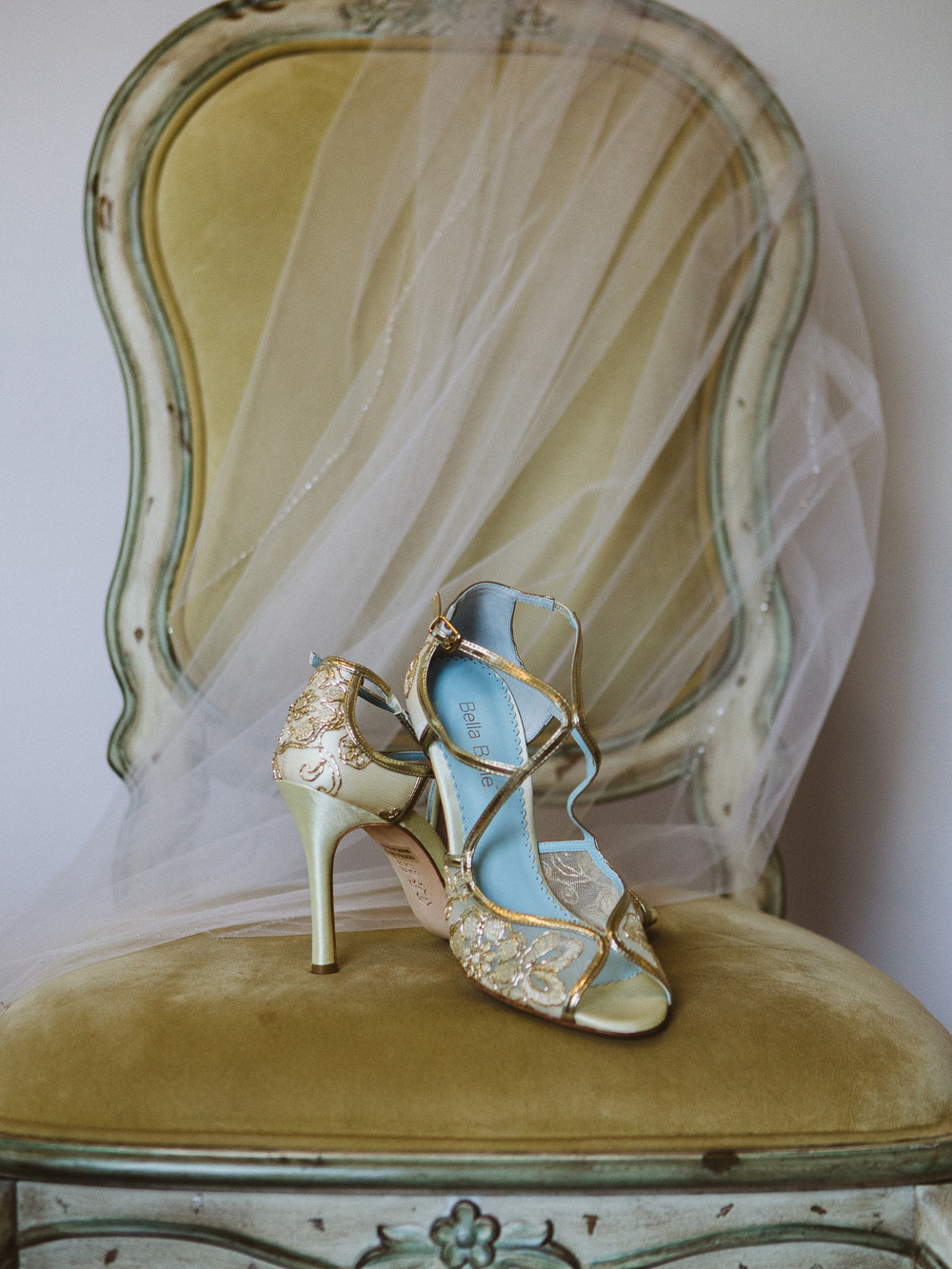 BellaBelle Shoes at Blush Bridal // www.kristalajara.com