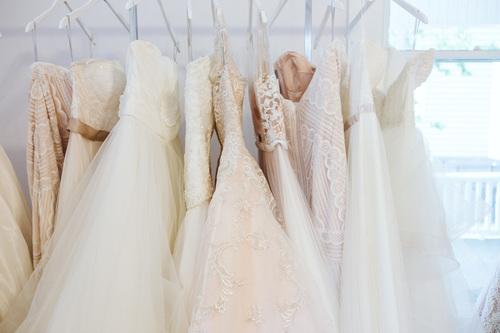 Image result for blush bridal boutique