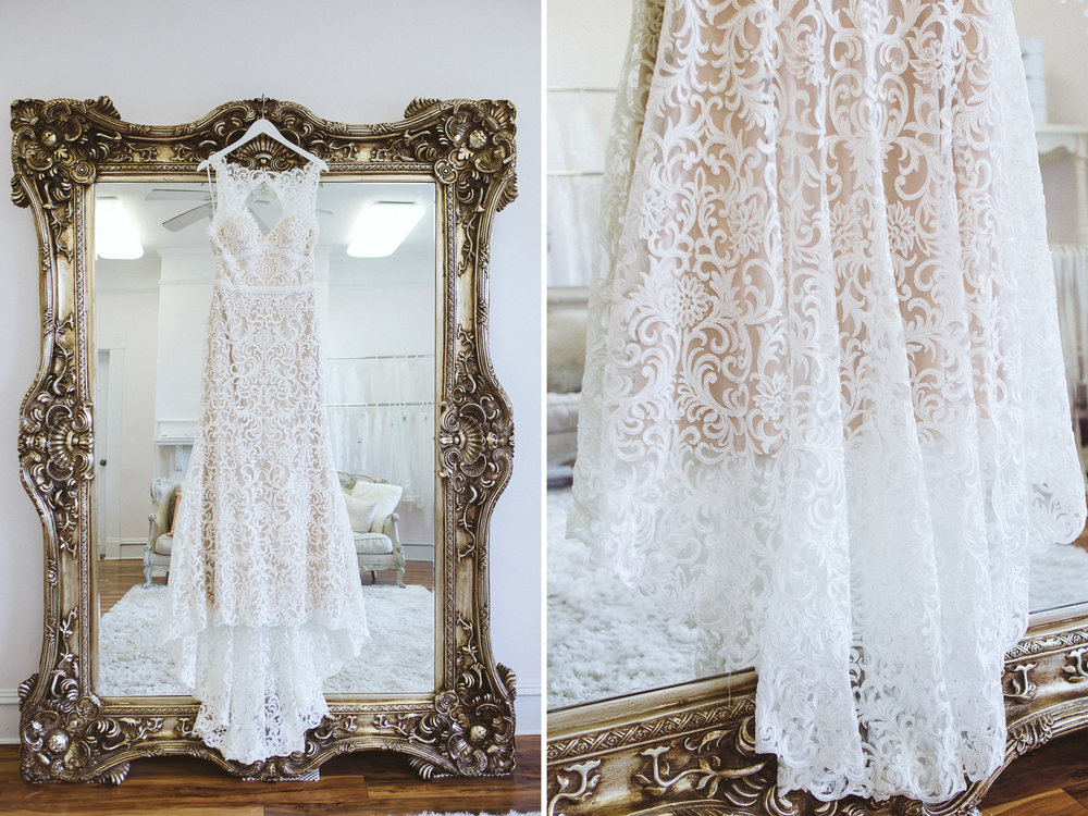 Blush Bridal // www.kristalajara.com