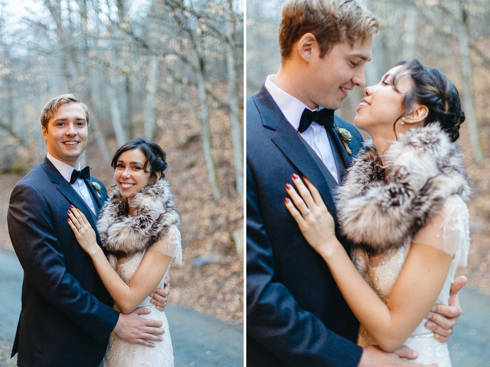 Folk Mountain Wedding in Asheville, NC // www.kristalajara.com