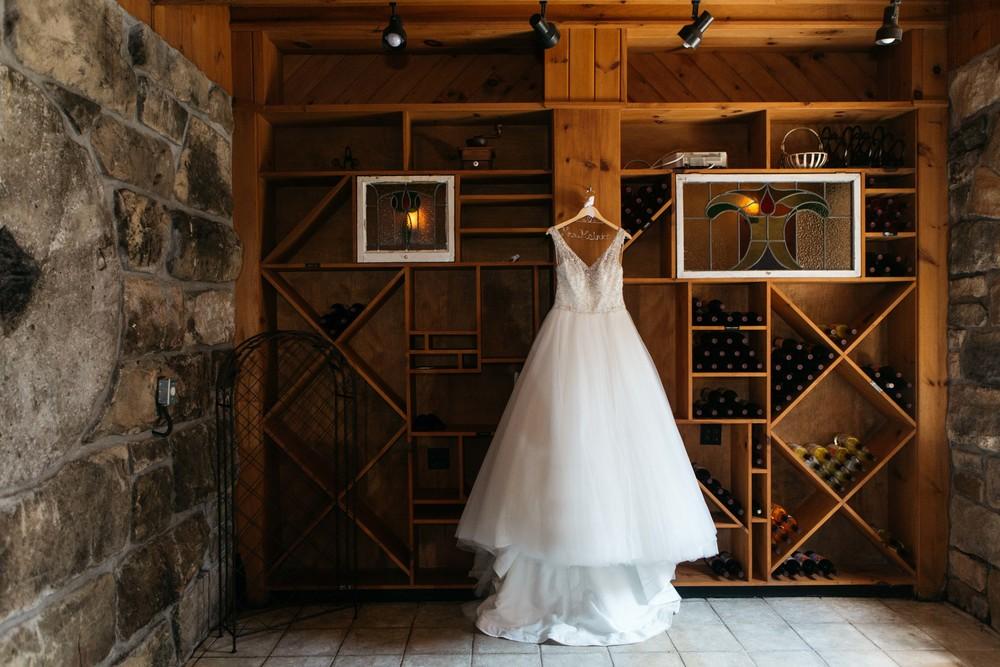 Maribeth + Craig // Lambert's Winery in Weston, WV