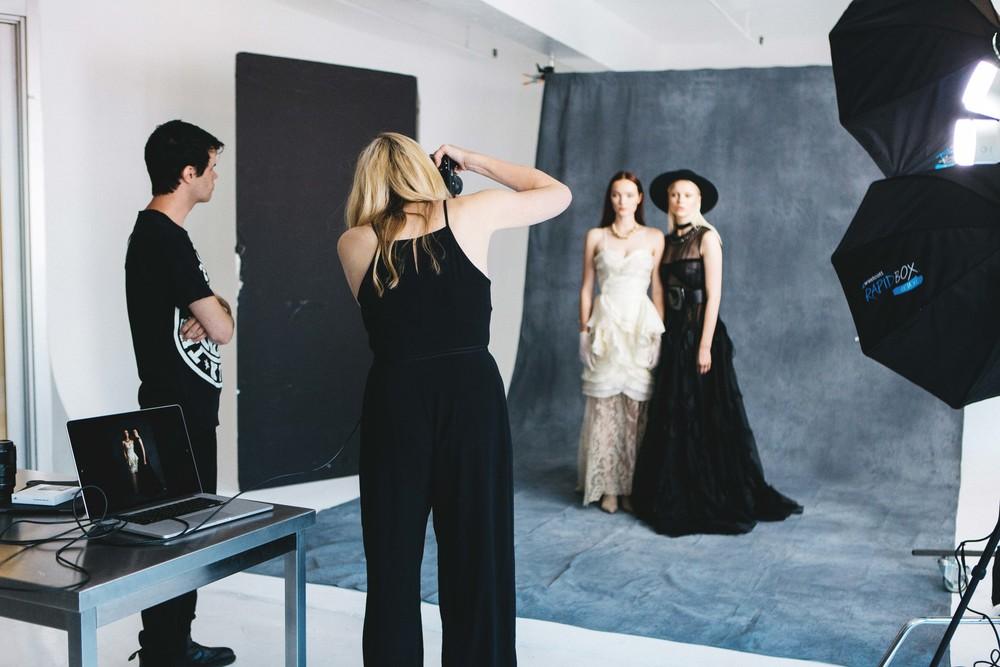 Krista Lajara Photography // BTS Emily Soto NYC