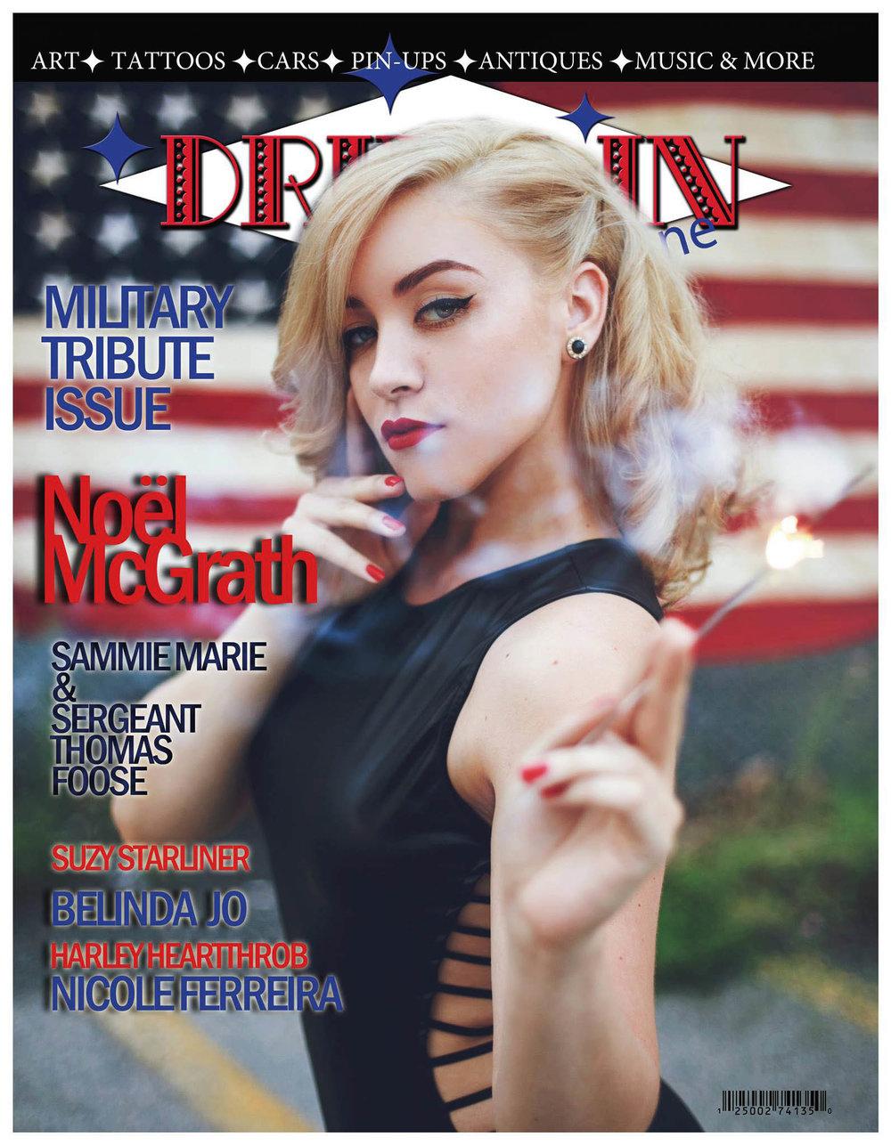 Krista Lajara x Drive In Magazine