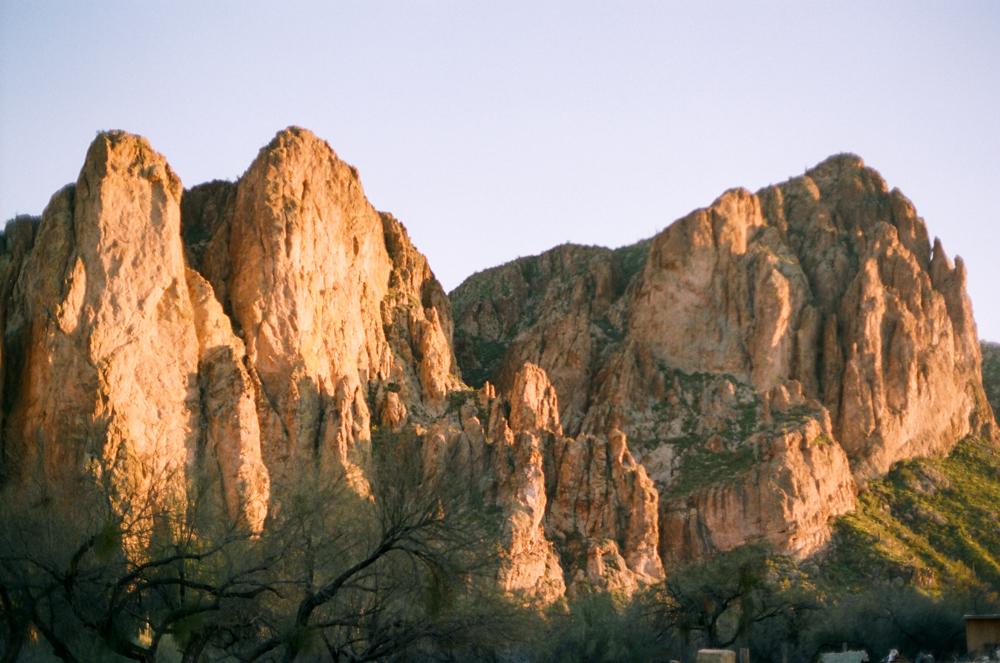 Travel: Arizona on 35mm Film // www.kristalajara.com