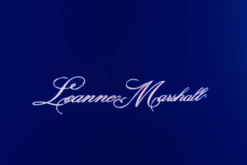 NYFW Leanne Marshall // www.kristalajara.com
