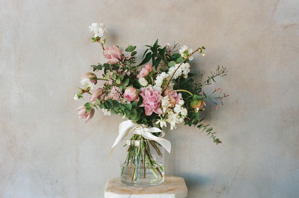 Prope Terram Floral Design // www.kristalajara.com