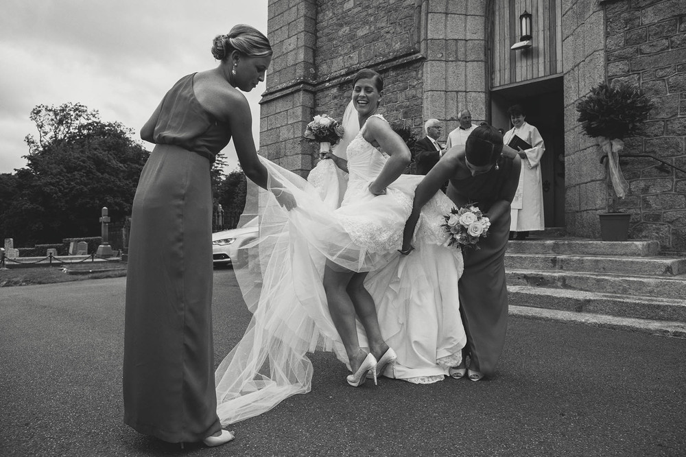 Barberstown House wedding, photographs to reminisce
