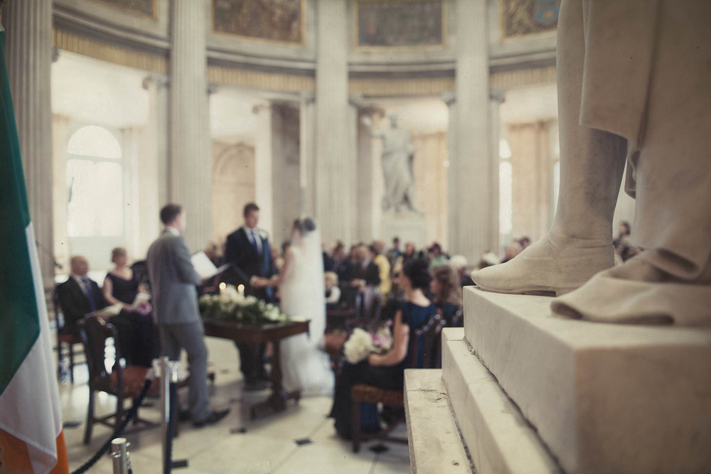 Dublin City Hall Wedding 2014