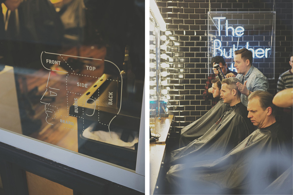 Sam's Barber, Morrison Hotel wedding