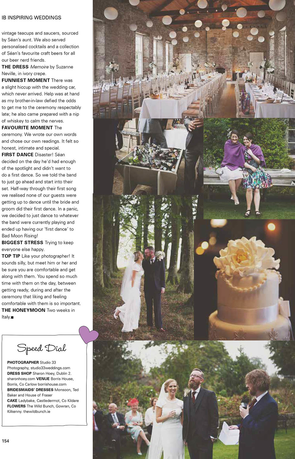Irish Brides Magazine