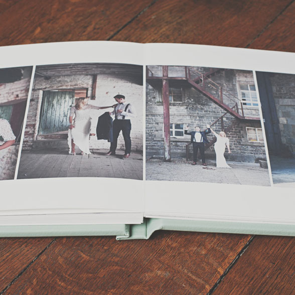 Photography Album Choice