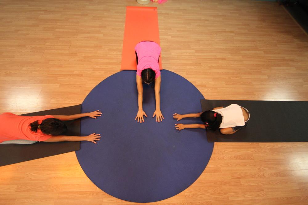 Kids Yoga Vegas Namaste Classes Studio Centennial