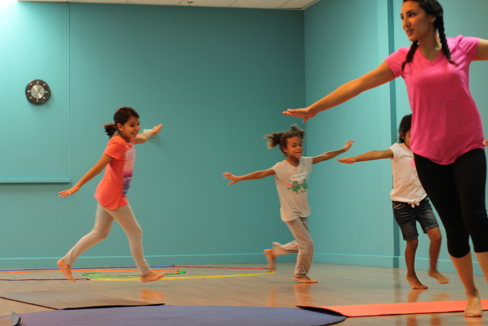 Kids Yoga Vegas Fun Centennial Classes