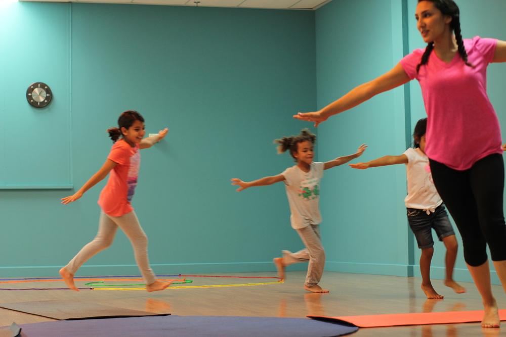 Kids Yoga Vegas Fun Centennial Classes