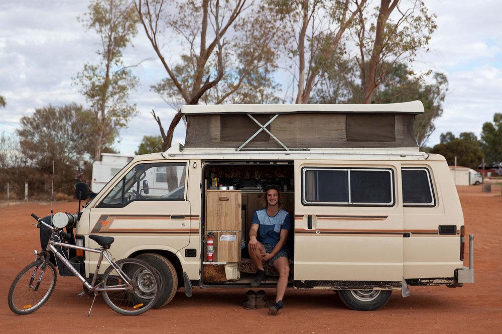 Hamish, Northern Territory