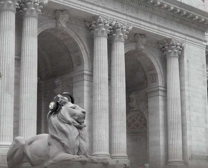 Together We Listen: New York Public Library Community Oral History Project Wednesday, February 10th 1pm-2pm Mid-Manhattan Library,455 5th Avenue, learn more about NYPL's groundbreaking oral history program.
