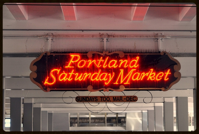 Come See Us Every Weekend Proudly Serving at                    Our Portland Markets