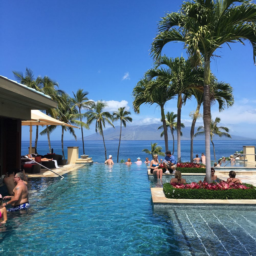 Four Seasons Maui Serenity Pool