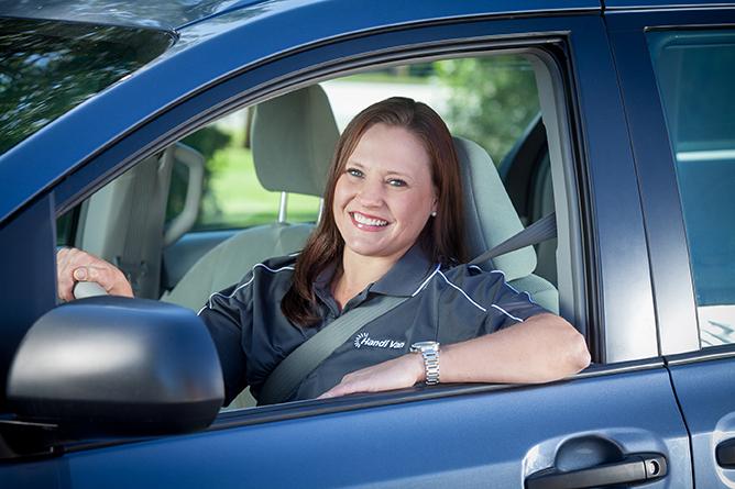 Handi Van Driver 1