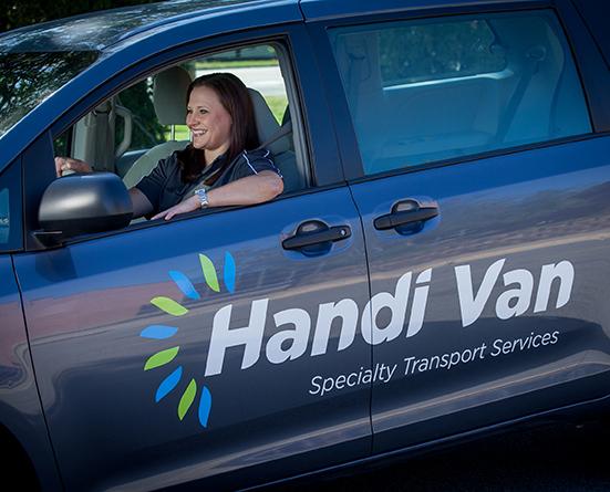 Handi Van Careers