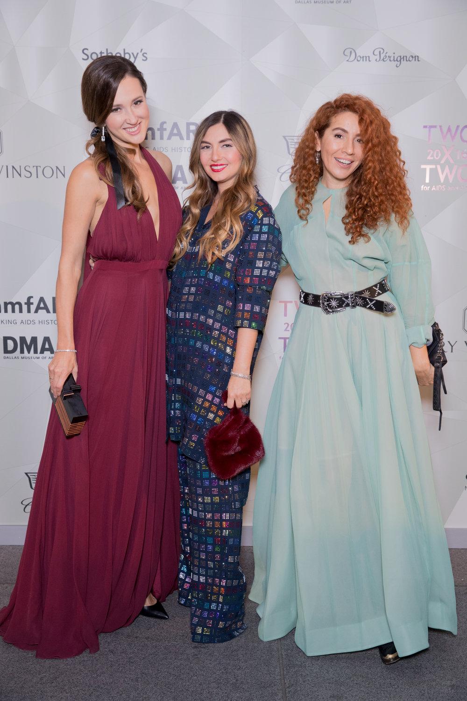 Maria Baibakova, Nasiba Hartland-Mackie, Natasha Zinko.jpg