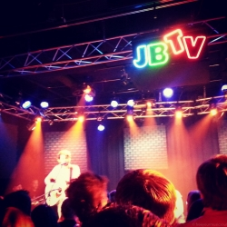 Biffy Clyro at JBTV Studios
