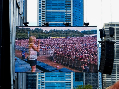 Ellie Goulding at Lollapalooza, 8.3.13