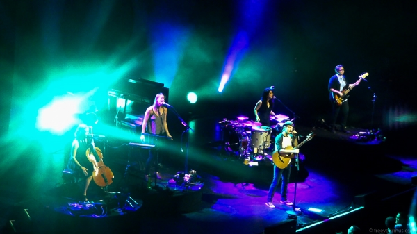 Jason Mraz w/ Raining Jane, 11.7.14